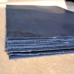 Лист асбостальной  ЛА-2, полотно асбостальное, металлоасбест