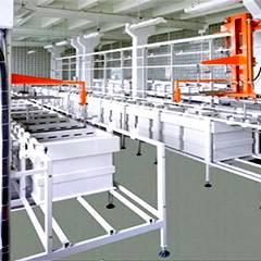 Гальванические автоматизированные линии: проектирование, изготовление, монтаж и обслуживание