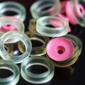 Сальниковые набивки из полимерных материалов и резины